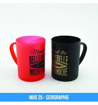 Mugs Réutilisable