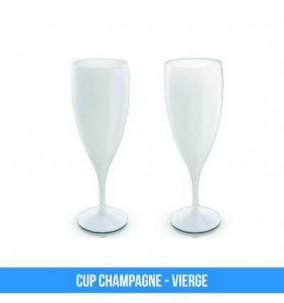 Coupe Flute Champagne personnalisable